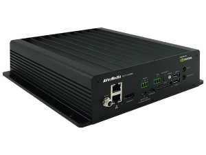 AVerMedia EA713-AAMN-1PC0 NVIDIA Jetson AGX Xavier 16GB Box PC w/ Cooling System