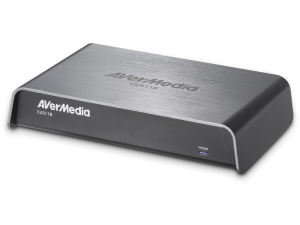 AVerMedia CU511B Portable Video Capture Solution for Analogue & Digital Editing