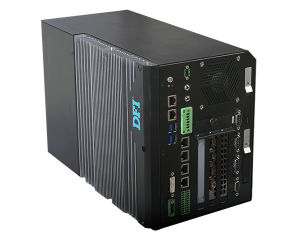DFI EC532-KD-AI 6/7th Gen Intel Core High-Performance Embedded System w/ 8x USB