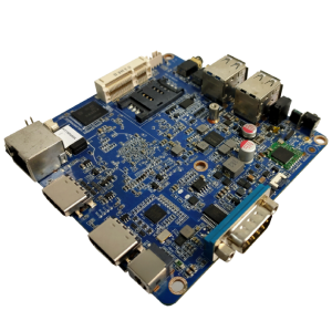 Giada ARM-RK3399 Dual-Core Cortex-A72/Quad-Core Cortex-A53 ARM Motherboard