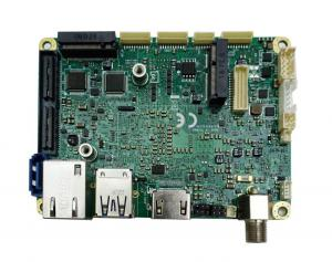 "Litemax APIX-KBL7 2.5"" 7th Gen Intel Core and Celeron Pico-ITX Board with 5x USB"