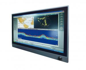 "Litemax NPD2706 27"" IP65 Sunlight Readable 1200nits Multi-Touch Marine Display"