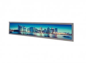 "Litemax SSF1624-B 16.3"" Ultra-Wide 350nits LED Backlight Stretched LCD Display"