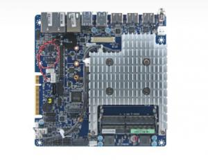Avalue EMX-WHLGP Intel Whiskey LakeU Core SoC i7/i5/i3 Thin Mini ITX Motherboard