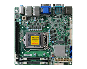 DFI CS170-H310 8th/9th Gen Intel Core Mini-ITX Motherboard w/ 6x USB & 2x COM