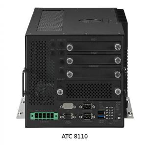 Nexcom ATC 8110/8110-F Intel Coffee Lake S Refresh and Inference Accelerator