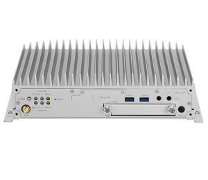 Nexcom MVS 5600 Intel Core i7 Modular Fanless In-Vehicle Computer