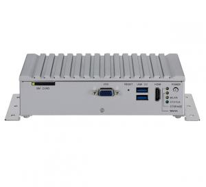 Nexcom VTC 1020 Intel Atom x5-E3930 Fanless In-Vehicle Computer