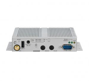 Nexcom VTC 1910-S Intel Atom E3815 Slim and Ruggedized Telematics IoT Gateway
