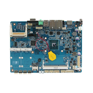 "Avalue EBM-BYT 5.75"" Intel Celeron/Atom SoC J1900/E3845 Single Board Computer"
