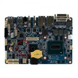 "Avalue EPI-QM87R 6.5"" 4th Gen Intel Core i5/i3 SBC with Intel QM87 Chipset"