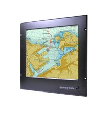 "Winmate R10L210-MRM2 10.4"" Marine Bridge System Touch Display w/ IP66 Protection"