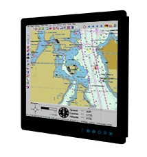"Winmate R15L600-MRA3FP 15"" Flat P-CAP Touch Marine Certified 400nit Display"