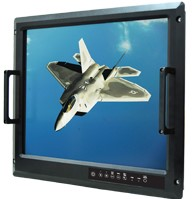 "Winmate R19L100-RKA3ML 19"" Rackmount Military Grade Display w/ Optional Touch"