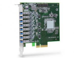 Neousys PCIe-USB381F 8-Port USB 3.1 Gen1 Frame Grabber Expansion Card