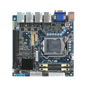 Avalue EMX-C246P Mini ITX Motherboard