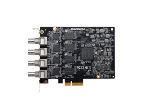 AVerMedia CE314-SN 1080p60 SDI Quad-Channel PCIe Video Capture Card