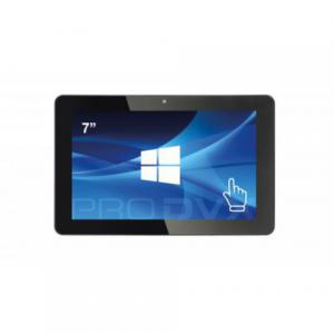 "7"" Touchscreen Computer with Intel Celeron Quad Core CPU"