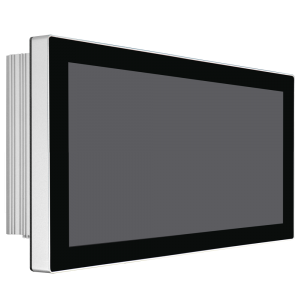 "Elgens LPC-P156W-2X 15.6"" Extended Temperature IP65/66 Panel PC"