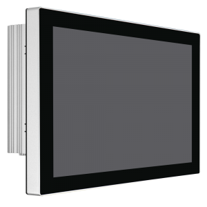 "Elgens LPC-P170S-2VE 17"" Extended Temperature IP65 / 66 Bezel-Free Panel PC"