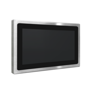 "Elgens LPC-P156W-LPx 15.6"" Stainless Steel 304 Food Grade IP66 Panel PC"