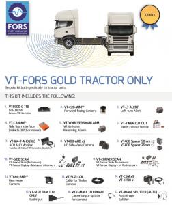 PP-VT-FORS Gold Compliant Tractor Safety Kit