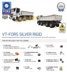VT-FORS Silver Rigid Safety Kit