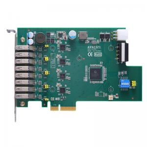Axiomtek AX92321 4-port/8-port USB 3.0 PCI Express Card