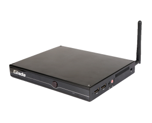 Giada DM6 AMD Ryzen Digital Signage Player Supporting 4 x 4K HDMI Outputs