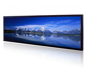 Stretched BAR LCD Display Monitors Ultra Wide High