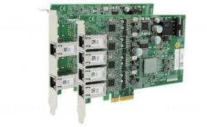 Neousys PCIe-PoE2+/PoE4+ 2-port/4-port x4 PCI-E gigabit power over ethernet card