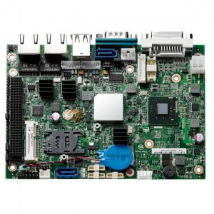 "3.5"" ECX On-board Intel Atom Processor D2700 2.13GHz"