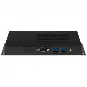 Nexcom NDiSB327 Fanless Digital Signage Player with N3060 Celeron Processor