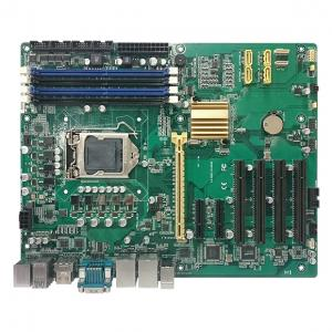 Nexcom NEX 912 ATX Motherboard Supporting 64GB Memory