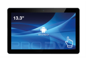 "ProDVX APPC13DSKP Commercial Grade 13.3"" Android Panel PC with Quad Core CPU"