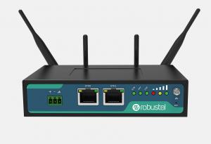 Robustel R2000 Low Cost 2G/3G/4G Cellular Router with 2 x LAN & Wi-Fi