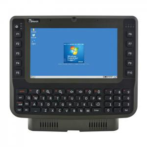 "Winmate FM08 8"" Intel Quad-Core Atom E3845 Vehicle Mounted Computer w/ Keyboard"