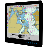 "19"" Marine Approved Touch Panel PC with Celeron Quad Core N2930 CPU"