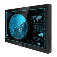 "Winmate M270TF-MIL 27"" 4K UHD Military Display with AR Protection Glass"
