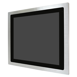 "Aplex Technology FABS-917A 17"" Flat Front Panel IP66/IP69K Panel PC"