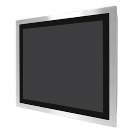 "Aplex Technology FABS-919A 19"" Flat Front Panel IP66/IP69K Panel PC"