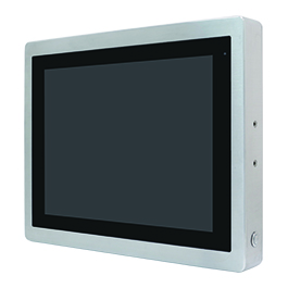 "Aplex Technology ViTAM-115 15"" TFT-LCD IP66/IP69K Stainless Steel Display"