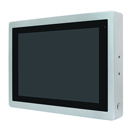 "Aplex Technology ViTAM-116 15.6"" TFT-LCD IP66/IP69K Stainless Steel Display"