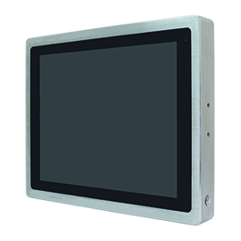 "Aplex Technology ViTAM-119 TFT-LCD 19"" IP66/IP69K Stainless Steel Display"
