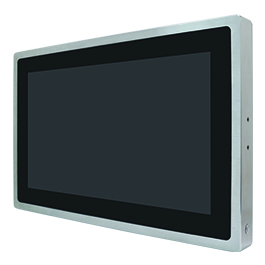 "Aplex Technology ViTAM-121 21.5"" TFT-LCD IP66/IP69K Stainless Steel Display"