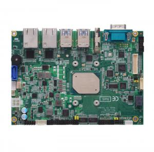 "Axiomtek CAPA311 3.5"" Intel Atom x5-E3940 SBC with up to 8GB Memory"