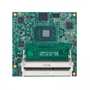 Axiomtek CEM313 COM Express Type 6 Compact Module with Intel Processors