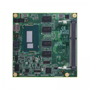 Axiomtek CEM881 COM Express Type 6 Compact Module with 5th/4th Gen Intel Core