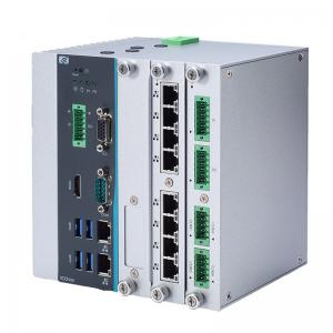 Axiomtek ICO500-518 Fanless Embedded System with Dual Expansion Design