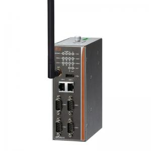 Axiomtek rBOX610 Robust Din-rail Fanless Embedded System.